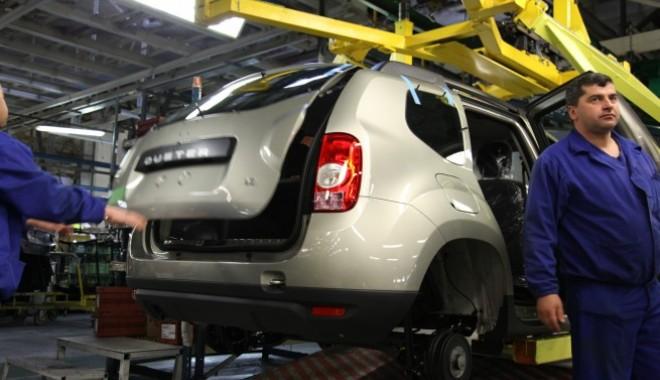 Foto: Renault crede în continuare în România. Se lucrează la înnoirea gamei Dacia