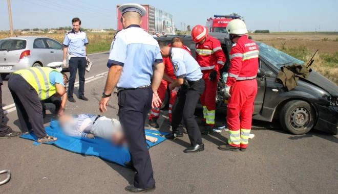 Foto: Imagini şocante. Tragedie la Constanţa: Celebru dirijor german, mort în accident rutier