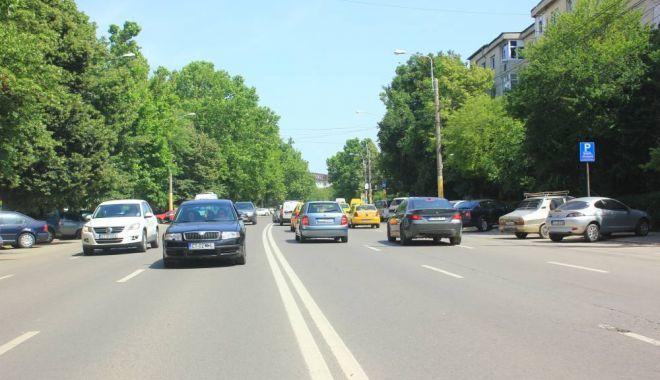 Foto: ATENȚIE, ȘOFERI! Trafic îngreunat pe strada Soveja