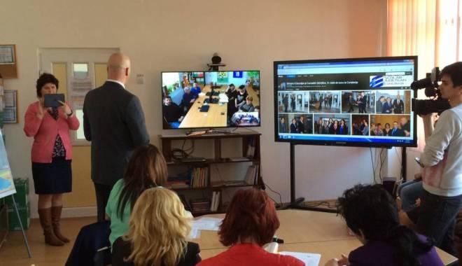 Foto: Cu ce probleme se confruntă şcolile din judeţul Constanţa