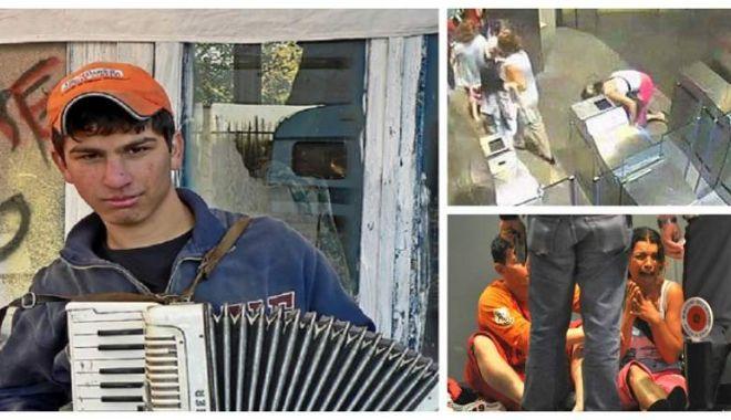 Foto: Crima care a şocat Italia! Un român care cânta la acordeon a fost ucis cu opt gloanţe de mafioţii Camorra