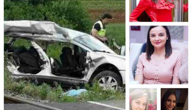 Foto: Răsturnare de situaţie în cazul celor 4 tinere moarte! O persoană a sunat la 112 pentru a semnala că semaforul este defect