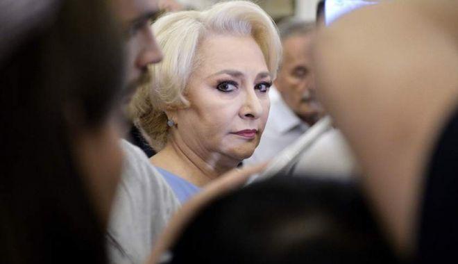 Foto: Viorica Dăncilă, despre majorarea salariului minim: În niciun caz de la 1 noiembrie