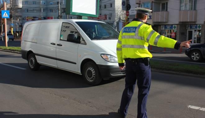 Foto: Amenzi drastice pentru şoferii constănţeni!