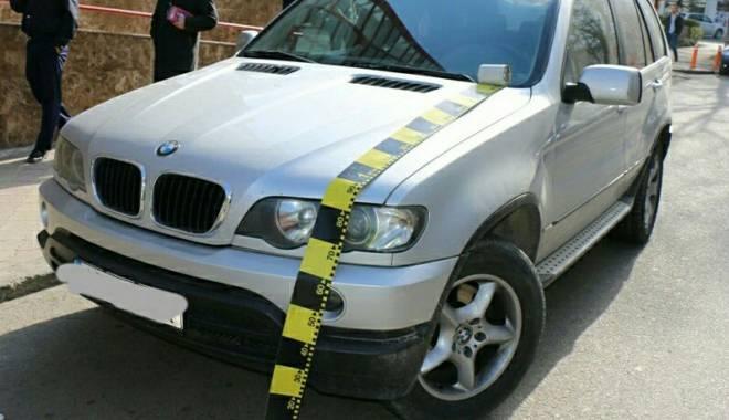 Foto: Constănţean reţinut pentru opt infracţiuni