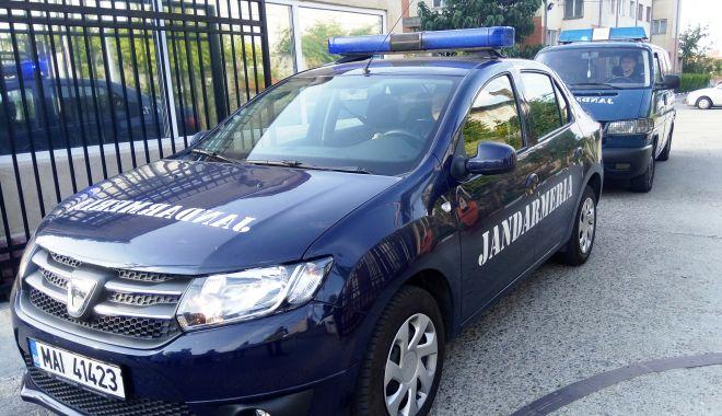 Foto: Jandarmii constănţeni, mesaj important cu ocazia evenimentului sportiv, de azi