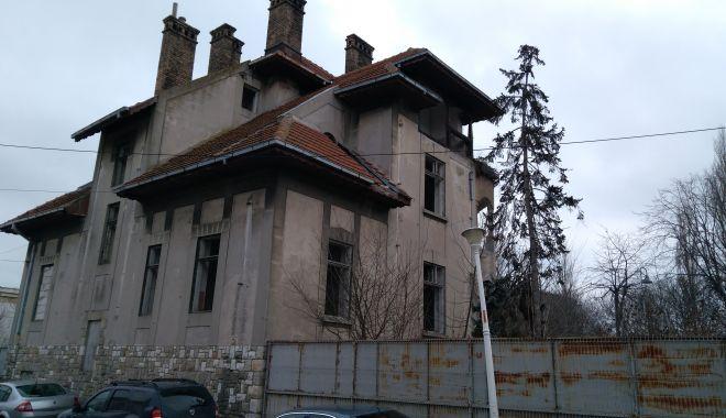 Foto: Propunere acceptată! Vila Dalles, la un pas distanţă de a fi clasată ca monument istoric!