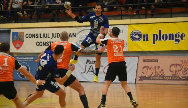 Foto: GALERIE FOTO / HC Dobrogea Sud Constanţa - CS Minaur Baia Mare, 34-27 scor final