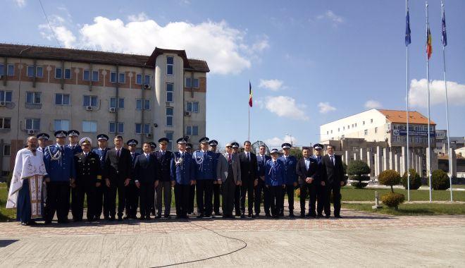 Foto: Avansări în grad la Inspectoratul de Jandarmi Judeţean Constanţa