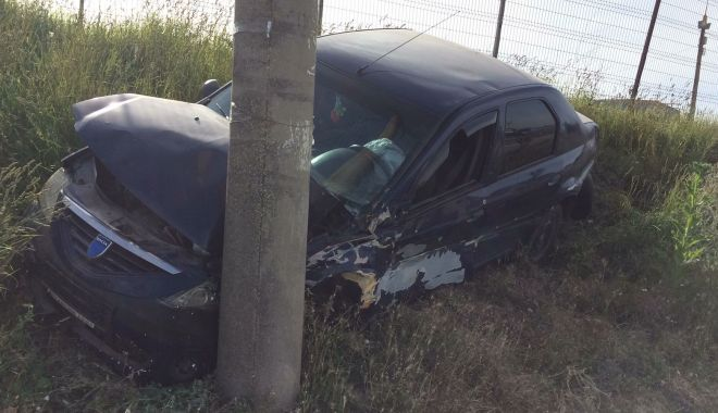 Foto: Galerie foto / Accident rutier la Constanţa!