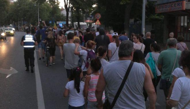 Foto: PROTESTE DE AMPLOARE ȘI LA CONSTANȚA - FOTO