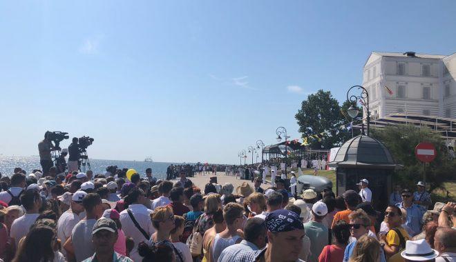 GALERIE FOTO. Ziua Marinei: Aproximativ 10.000 de turişti şi constănţeni, prezenţi la manifestările de pe Litoral - img20180815wa0003-1534322132.jpg