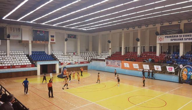 """Foto: CS Phoenix-Constanța, calificată în """"sferturile"""" Cupei României"""