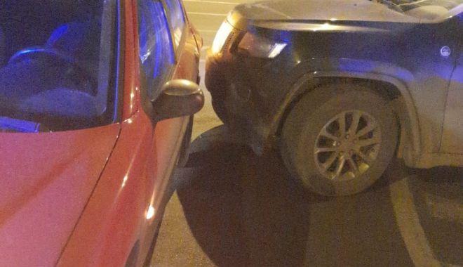 Foto: Accident rutier la Constanța, în această seară