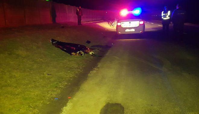 Foto: Tragedie rutieră la Constanța, în această seară