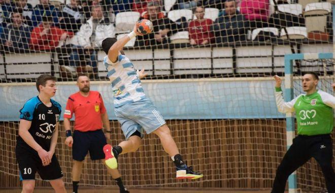 Foto: HCDS pierde în Danemarca. Un meci cu multe răsturnări, frustrări şi nervi