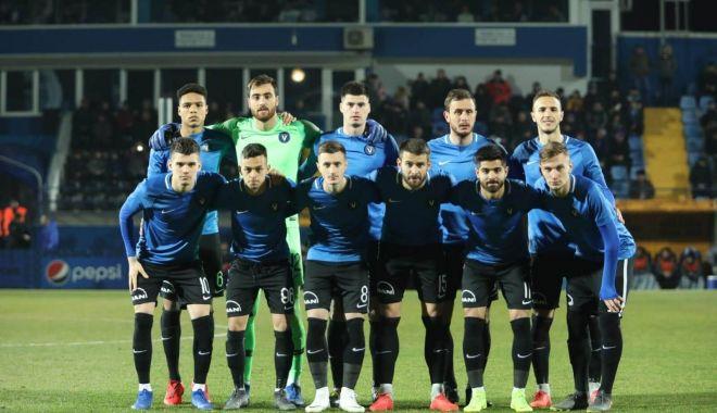 Foto: Politehnica Iaşi a învins-o pe FC Viitorul Constanţa. Iată scorul