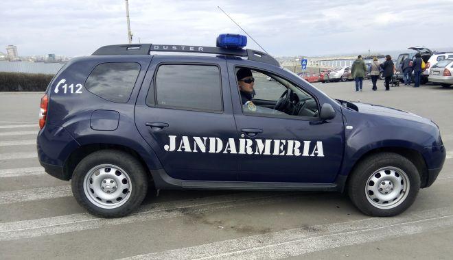 Jandarmii din Constanţa, în misiune, în weekend - img20190306142539-1555658594.jpg