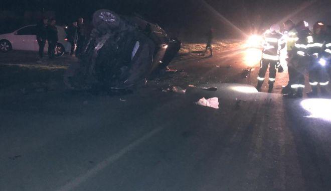 IMAGINI TERIBILE! Grav accident rutier la Medgidia. Tânără de 17 ani, ÎN COMĂ - img20190319wa0021-1553032751.jpg