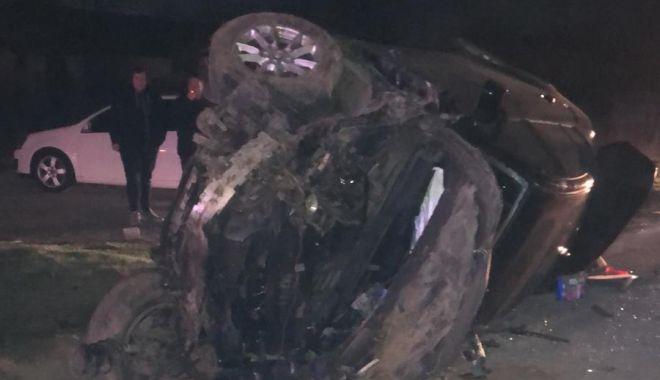 IMAGINI TERIBILE! Grav accident rutier la Medgidia. Tânără de 17 ani, ÎN COMĂ - img20190319wa0024-1553032729.jpg