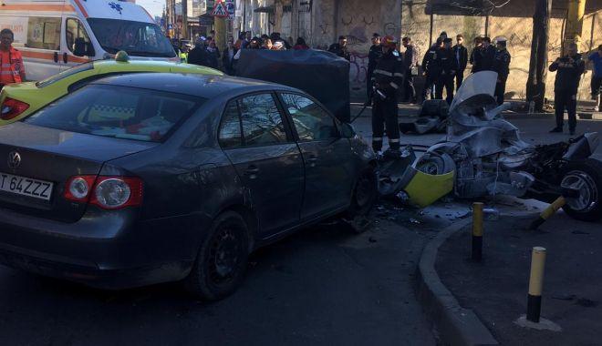 Foto: Judecătoare de la Curtea de Apel Constanța, moartă la spital, în urmă accidentului teribil de ieri