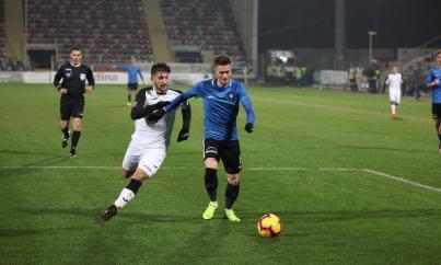 Foto: Meci important între Astra și FC Viitorul
