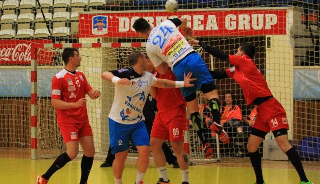 Foto: Galerie foto. HC Dobrogea Sud Constanţa, victorie cu HC Buzău 2012