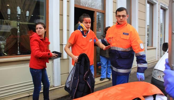 Galerie FOTO. Accident rutier în centrul Constanței - img2154-1424860126.jpg