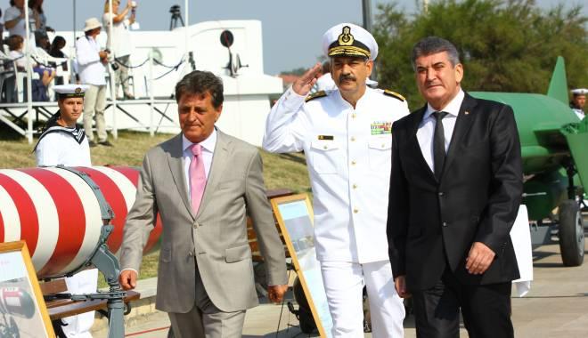 """Foto: """"Cele două fregate ale României intră în proces de modernizare; vom achiziționa și nave noi"""""""