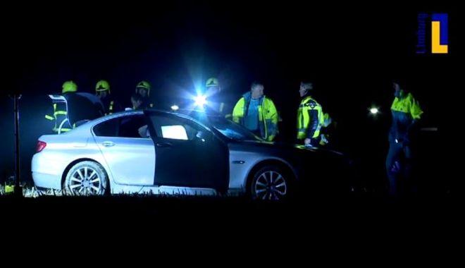 Foto: CAZ SUSPECT! Român găsit mort în maşină, pe un câmp din Olanda. Lângă el, o femeie în stare gravă