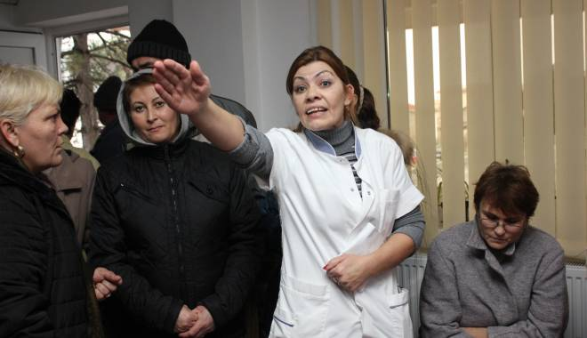Foto: VIDEO. GREVĂ la Sanatoriul Techirghiol! Iată ce povestesc angajaţii!