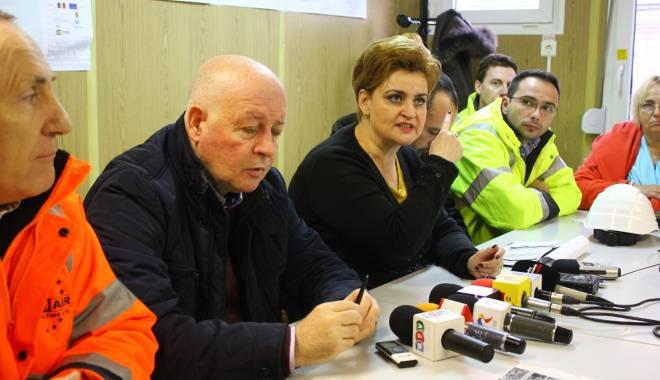 Foto: Ministrul Mediului, în vizită la Constanţa, la această oră