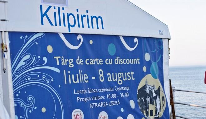 Foto: Kilipirim e pe faleza  Cazinoului din Constanţa