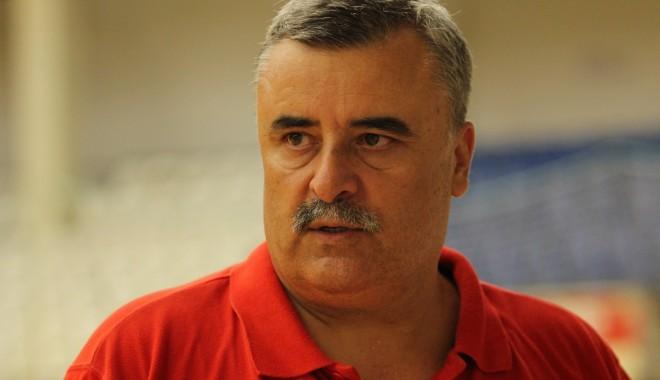 Foto: Handbal / Antrenorul Ion Crăciun împlineşte, astăzi, 57 de ani