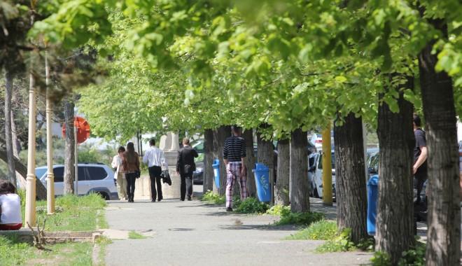Foto: Cum e vremea de 1 Mai, la Constanţa