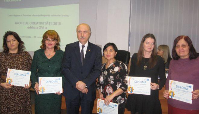 Foto: Trofeul Creativității pe 2018 a fost câștigat de compania Sterk Plast SRL din Constanța