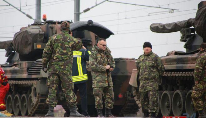 Foto: MApN, precizări legate de moartea militarului electrocutat în Gara din Alba Iulia