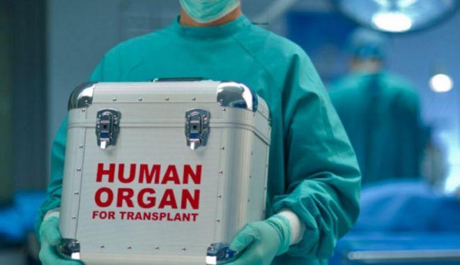 Agenția de Transplant are un nou șef