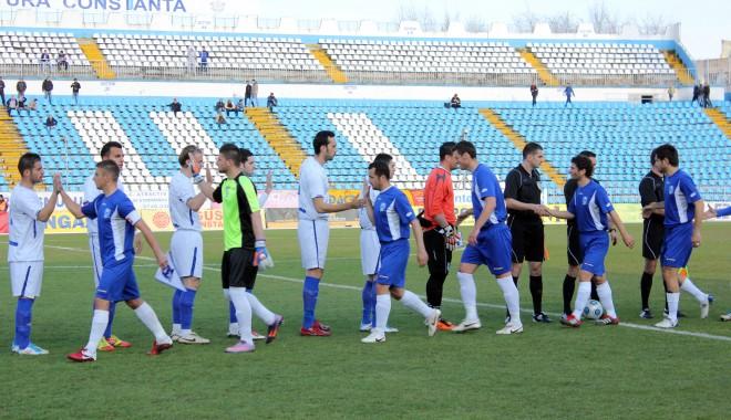 Foto: Fotbal / FC Farul învinge CS Otopeni pe final de meci / Galerie foto