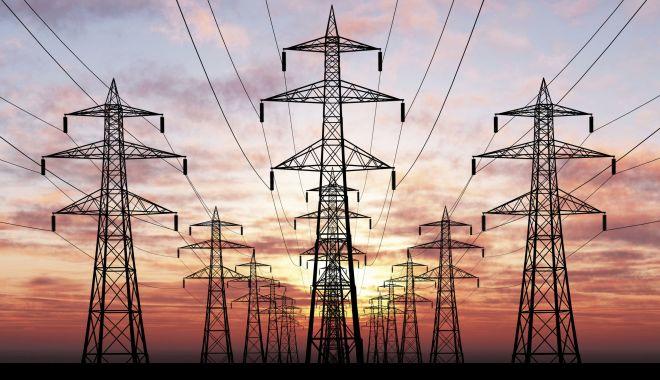 Foto: Canicula a încins consumul de energie electrică