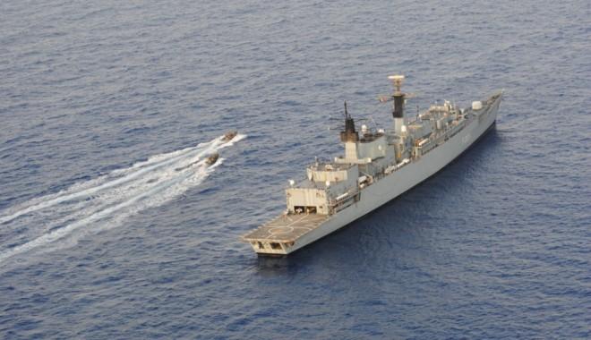 Foto: Marinarii militari au motiv de bucurie: Se modernizează fregatele!