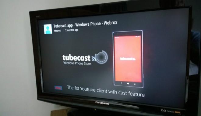 Foto: Tubecast Pro: aplicaţia săptămânii