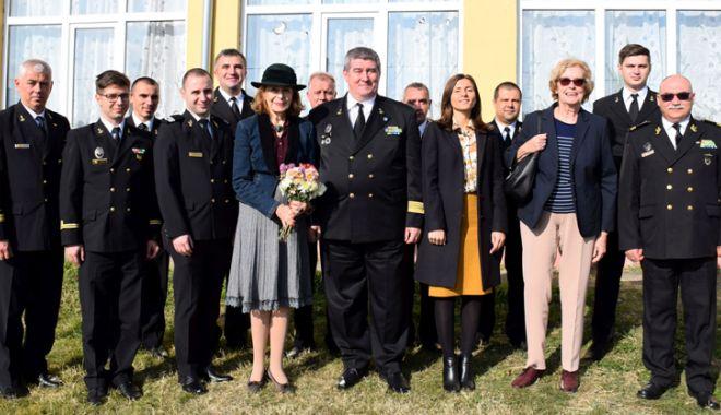 Foto: În amintirea unei victorii istorice! Program special, la Forţele Navale
