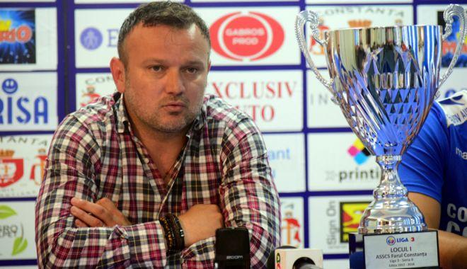 Foto: În aşteptarea jucătorilor lui Hagi. SSC Farul continuă colaborarea cu FC Viitorul