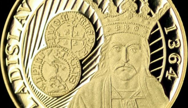 Foto: Încă două monede lansate în circuitul numismatic de BNR