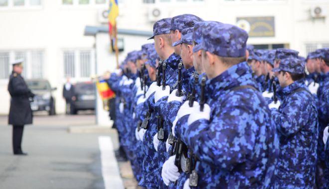 Foto: Şcoala de Maiştri Militari a Forţelor Navale încadrează 176 de tineri