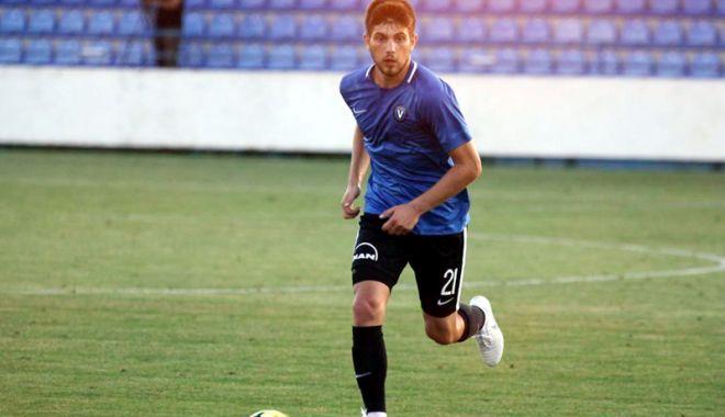 Foto: Încă un debut  în Liga l pentru FC Viitorul Constanţa