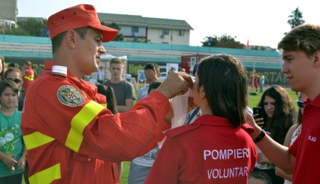 """Foto: În căutare de voluntari! Proiectul """"Salvator  din pasiune"""" continuă în toată ţara"""