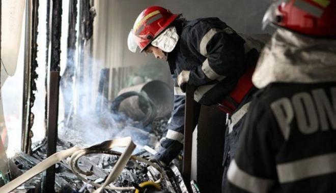 Foto: Incendiile de locuin�e, tot mai dese. Ce v� sf�tuiesc pompierii