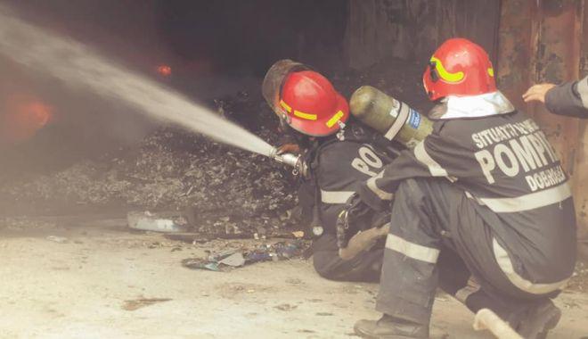 Foto: Incendiile de vegetație, pericol pentru viață, bunuri materiale și mediu